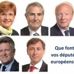 Que font nos députés européens