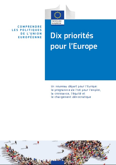 Dix priorit s pour l 39 europe maison de l 39 europe en limousin for Maison de l europe rueil